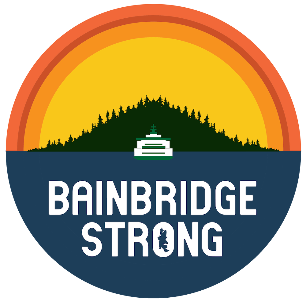 Bainbridge Strong Logo