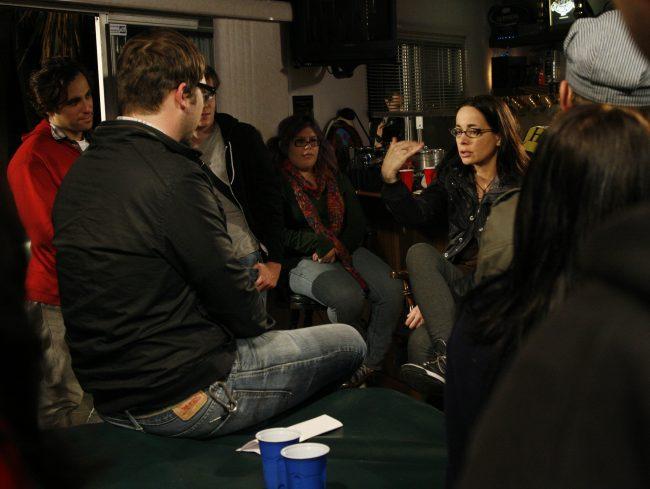 Jonah Ray's BarBeQuay with Janeane Garofaro