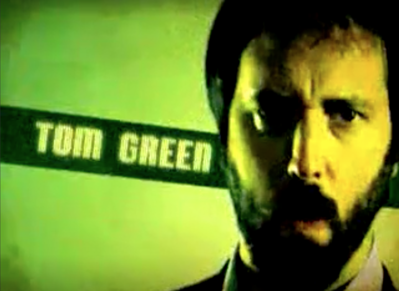 Tom Green Live on maniaTV