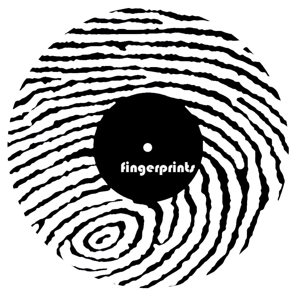 Fingerprints Music Logo