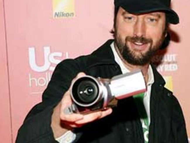 Tom Green working a red carpet
